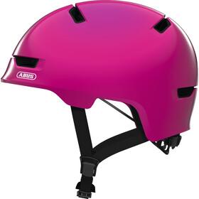 ABUS Scraper 3.0 Pyöräilykypärä Lapset, shiny pink